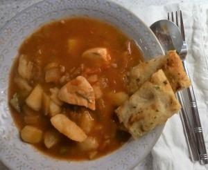 Red Chicken stew (2)