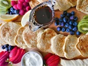 Pancake Platter (10)