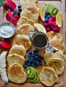 Pancake Platter (2)