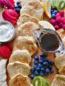 Pancake Platter (9)