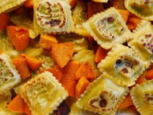 Vegetarian Pasta Bake (2)