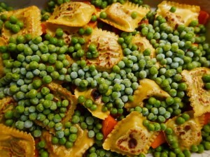 Vegetarian Pasta Bake (4)