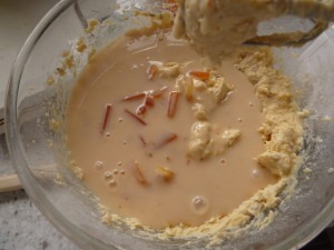 Marmalade and caraway cake (8)