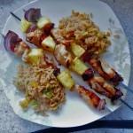 Chicken kebabs (5)