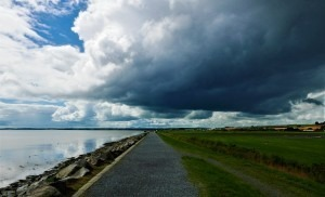 8th August 2018 Newtownards Sea Wall (1)