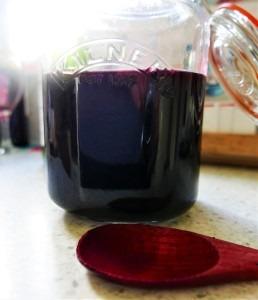 Blackberry Liqueur (1)