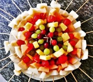 Fruit plate (1)