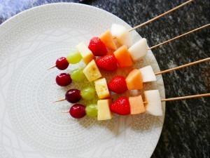 Fruit plate (2)