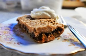 Mince crumble slices (1)