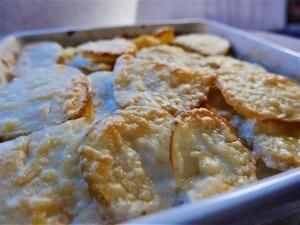 Chicken Tarteflette (1)