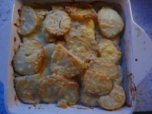Chicken Tarteflette (2)