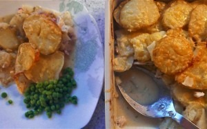 Chicken Tarteflette (3)