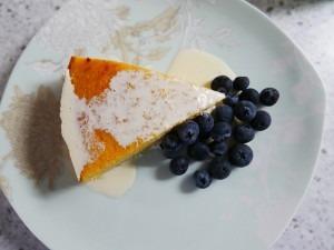 Mmm..Pumpkin and Rum Cake!