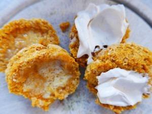 Pumpkin scones (12)