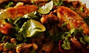 Chicken, Coriander and orange bake (6)