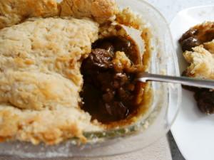 Steak and Kidney pie (1)