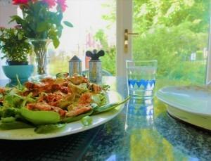 Chicken tikka salad (3)