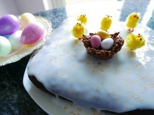 Ginger cake 3