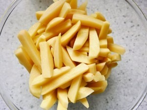 Oven chips (2)