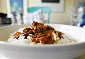 Sweet Beef and Coconut Curry (2)