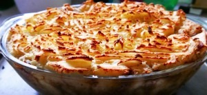 Cottage Pie and roasted cauliflower (2)