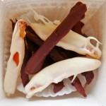 Chocolate orange strips (1)
