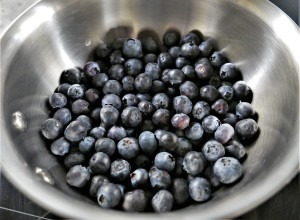 Blueberry sauce (2)
