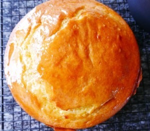 Orange and yoghurt cake (10)