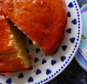 Orange and yoghurt cake (11)
