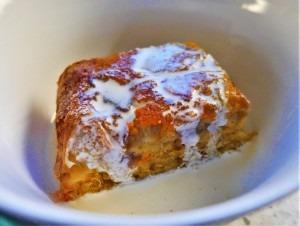Rhubarb and Orange upsidedown cake (14)