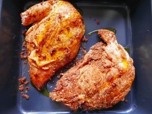 Blackened Spicy Chicken (2)
