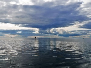Lough Neagh, from Antrim