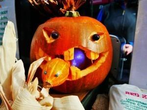 Halloween at St George's Market