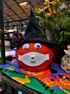Halloween Fun at St George's Market