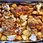 Chicken tikka traybake (10)