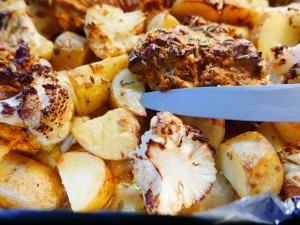 Chicken tikka traybake (7)