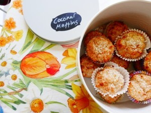 Coconut muffins (2)