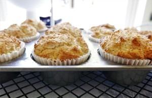 Coconut Muffins (5)