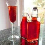 Sloe Gin, the finished product!