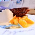 Chocolate and orange cake (2)