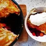 Blackberry and apple pie (4)