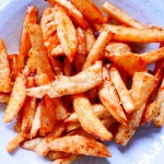 Oven chips (9)