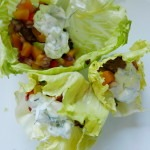 Crispy Lamb Lettuce cups (7)